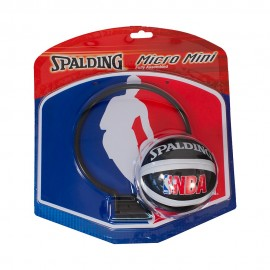Micro Mini basket NBA LOGOMAN
