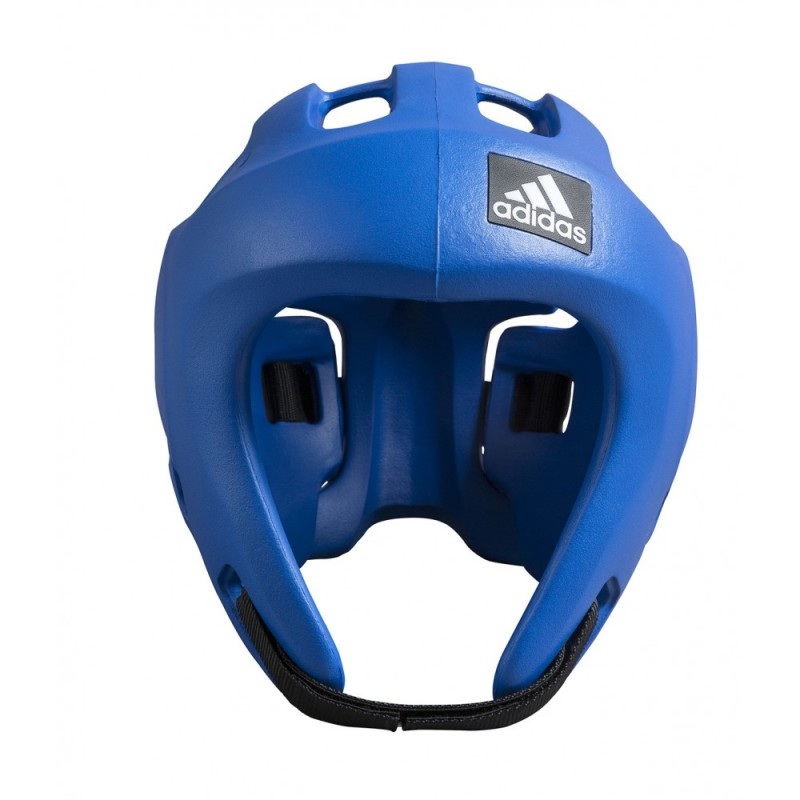 ADIDAS ADIZERO MOULDED HEAD GUARD BLUE