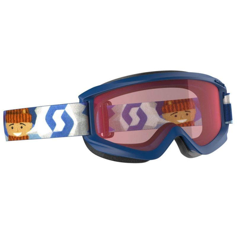 Syza SKI SC Y AGENT blue-amplifier