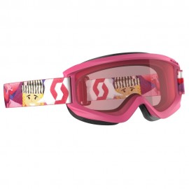 Syza SKI SC Y AGENT pink-amplifier