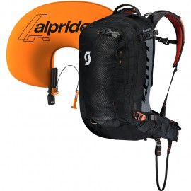 Qanta per ortek SC GUIDE AP 30 black-burnt orange