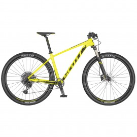 Bicikleta SCOTT SCALE 980 yellow-black 20 L