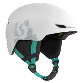SCO Helmet Keeper 2 white/mint green