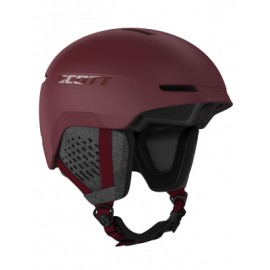 SCO Helmet Symbol 2 Plus merlot red