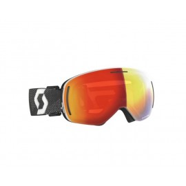 Syza skijimiSC LCG EVO white-black-enhancer red chrome