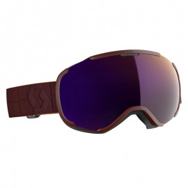 Syza skijimi SC FAZE II merlot red-enhancer purple chrome